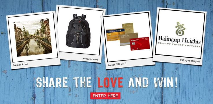 Midlife Nomads Launch Competition - Enter today to win!