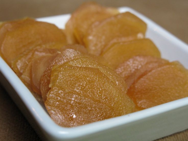 Honey-Candied Ginger - The Paleo Mom