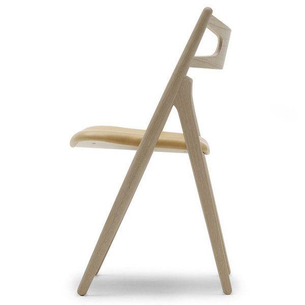 Wegner CH29 Sawbuck Chair - Wood