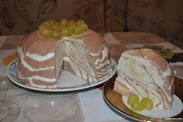 Десерты с желатином | NashaKuhnia.Ru