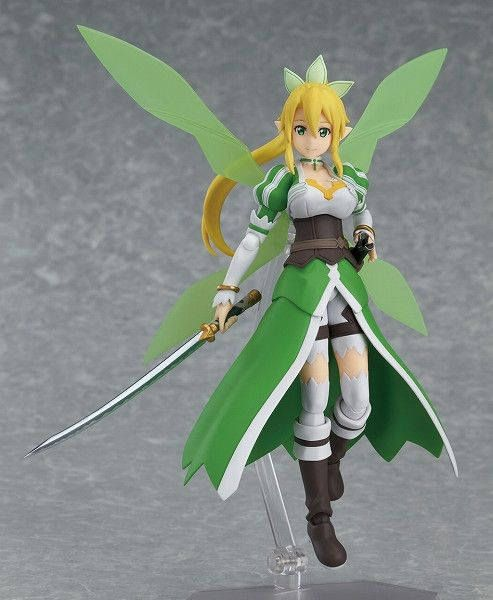 Leafa Sword Art Online Action Figure. This Sexy badass fairy is ready to protect you. Leafa looks so beautiful yet she's so strong. You can have this sexy fairy on https://www.etsy.com/shop/SEBOID and let her protect you ^^