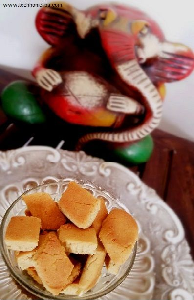 Baked Gud Para Recipe, how to make shakkar para using gud in a healthy way / baked wheat flour jaggery Para / Gud Para Recipe