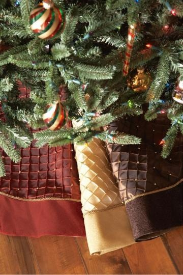 468 Best Christmas Tree Skirts 2 Images On Pinterest