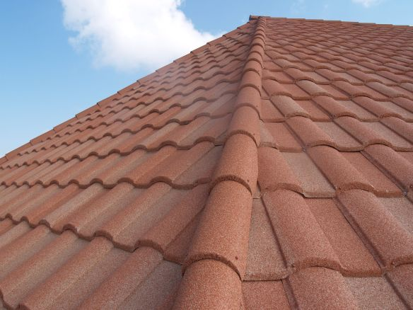 Stone Coated Steel Roof Cost Plus Pros Cons In 2019 Clay Roof Tiles Clay Roofs Roof Cost