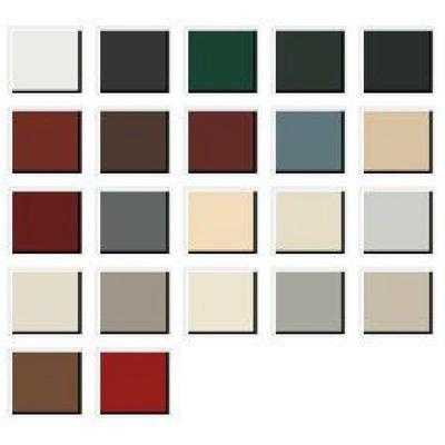 Sample Of Paint Colors For A House