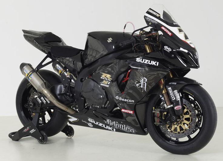 Sexy Crescent Yoshimura WSB Suzuki GSXR 1000 unveiled - Suzuki GSX-R Motorcycle Forums Gixxer.com