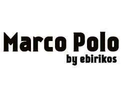 Marco Polo, ηλεκτρονικό κατάστημα με πληθώρα από εσάρπες, φουλάρια, πασμίνες, ριχτάρια, ρούχα, τσάντες, κοσμήματα και Faux Bijoux.
