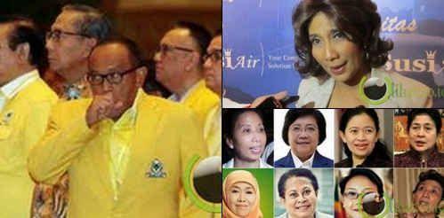 Fakta-fakta Unik Kabinet Kerja Jokowi - JK