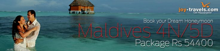 Maldives Island country is situated in South West India.If you are planning a #honeymoon in maldives. Find Male Beaches, Resorts and #Maldiveshoneymoonpackages for your romantic getaway at http://www.joy-travels.com/maldives-honeymoon-packages.php