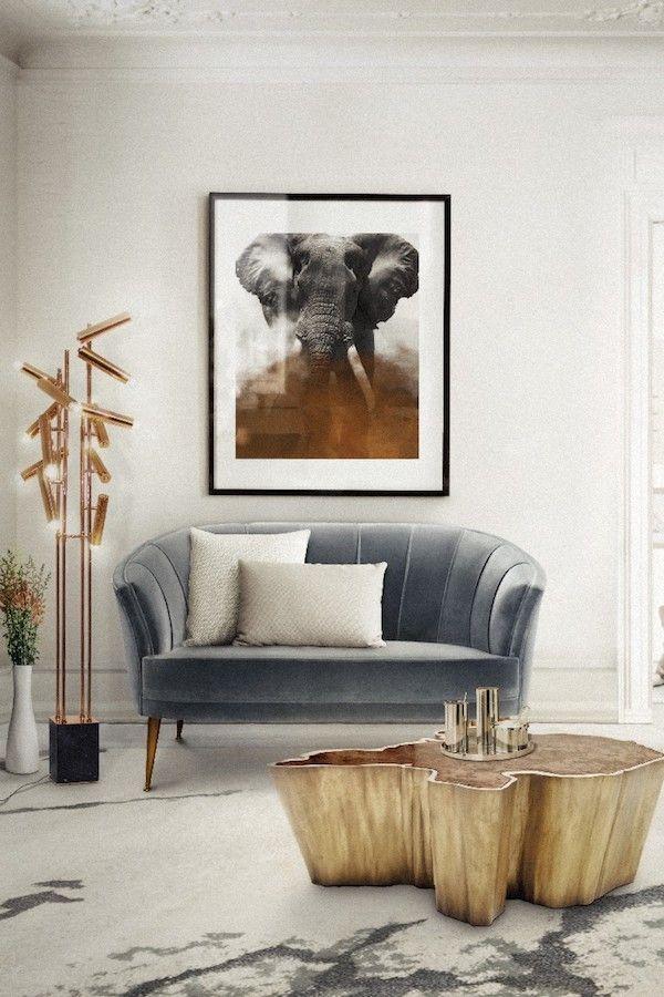 How To Style Modern Sofas Seasonally