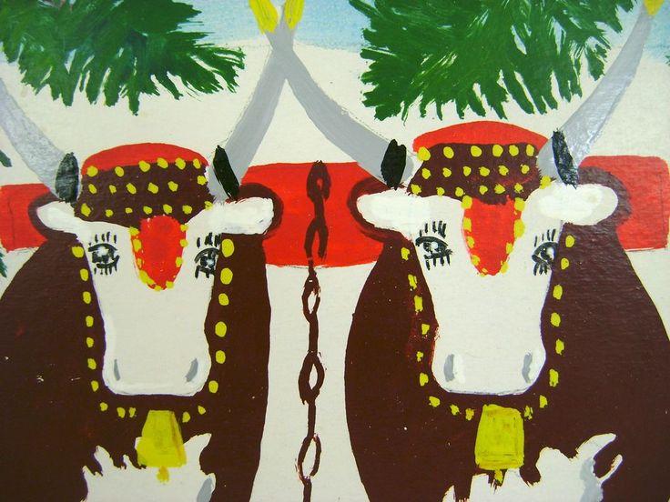 Maud Lewis Original Paintings For Sale