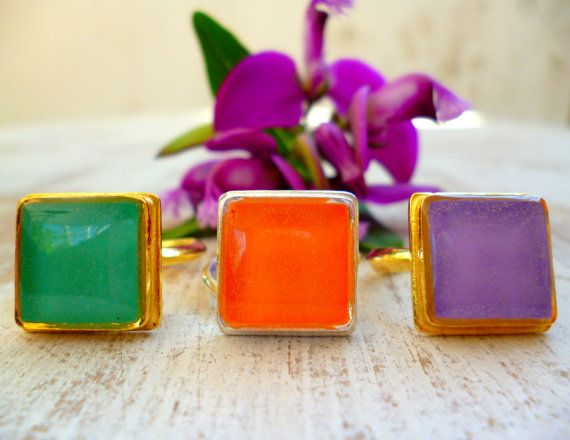 Hey, I found this really awesome Etsy listing at https://www.etsy.com/listing/268100113/square-ring-modern-ring-emerald-ring
