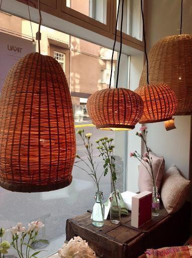 Tikau shop 2013 / TIKAU Tune bambu lights design by Tikau