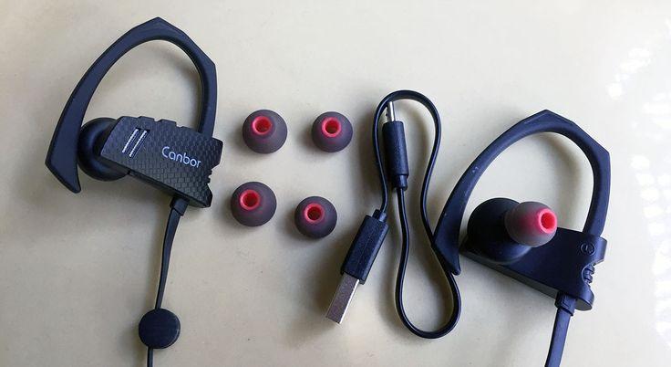 Review de los Auriculares Bluetooth Canbor