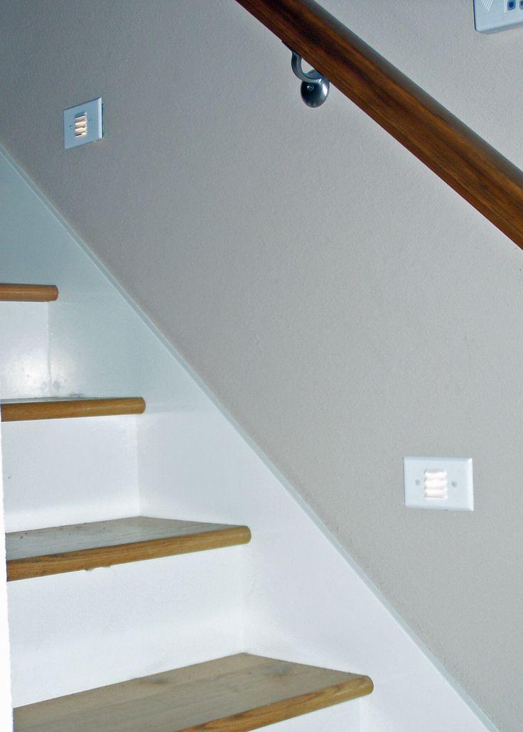 Lighting Basement Washroom Stairs: 25+ Best Ideas About Stairway Lighting On Pinterest