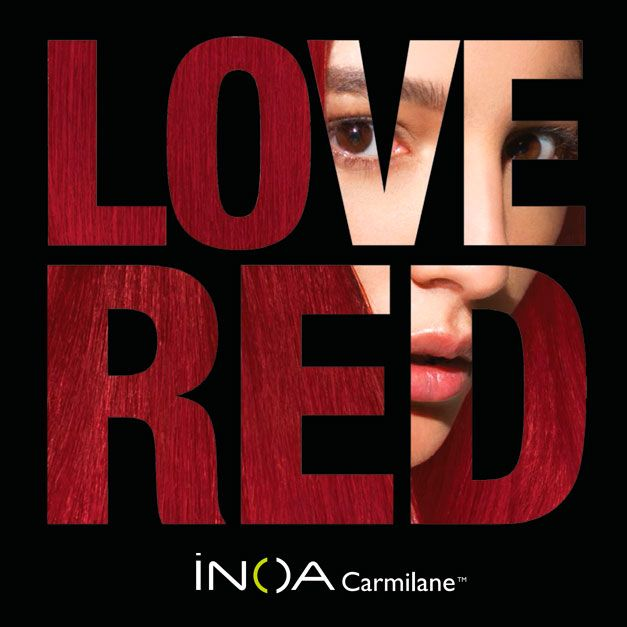try the new inoa carmilane at a loral - Coloration Sans Ammoniaque Inoa