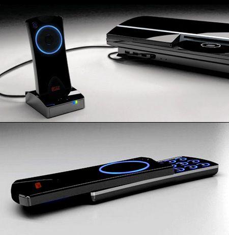 PS3 Remote Concept is Stylish - TechEBlog