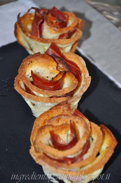 L'ingrediente perduto: Rose di pane di Matera e speck per #MangiareMatera