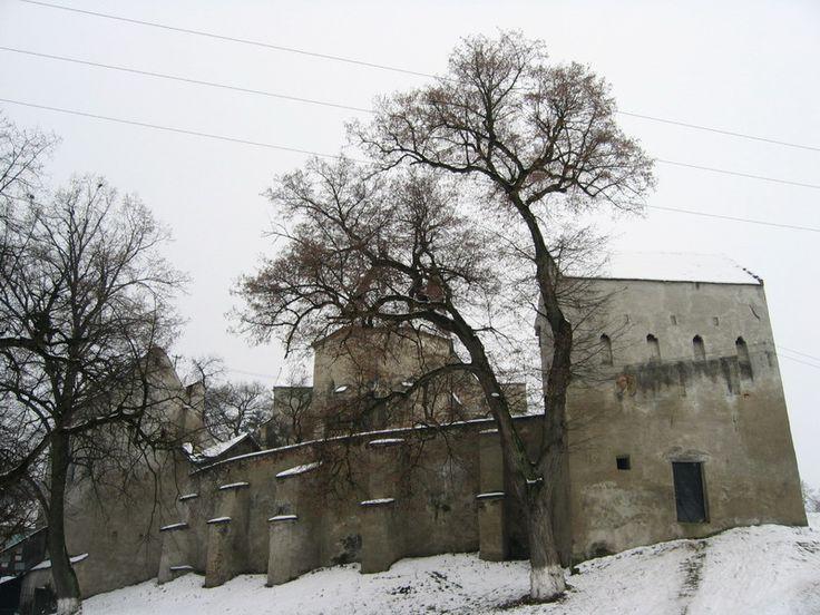 Biserica cetate din Șaroș pe Târnave