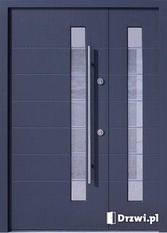 Znalezione obrazy dla zapytania drzwi wejściowe z doświetleniem