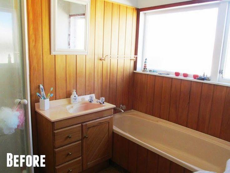 Bathroom DIY BEfore