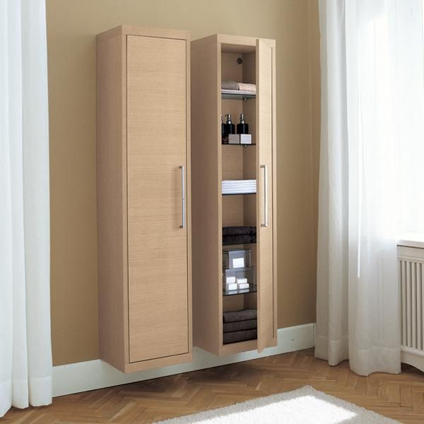 Best Bathroom Storage Cabinets Images On Pinterest Bathroom - Tall narrow bathroom storage cabinet for bathroom decor ideas