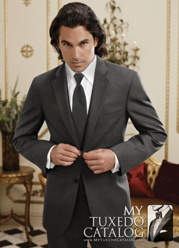 Steel Grey 'Twilight' Suit from http://www.mytuxedocatalog.com/catalog/rental-tuxedos-and-suits/c986-steel-grey-twilight-suit/
