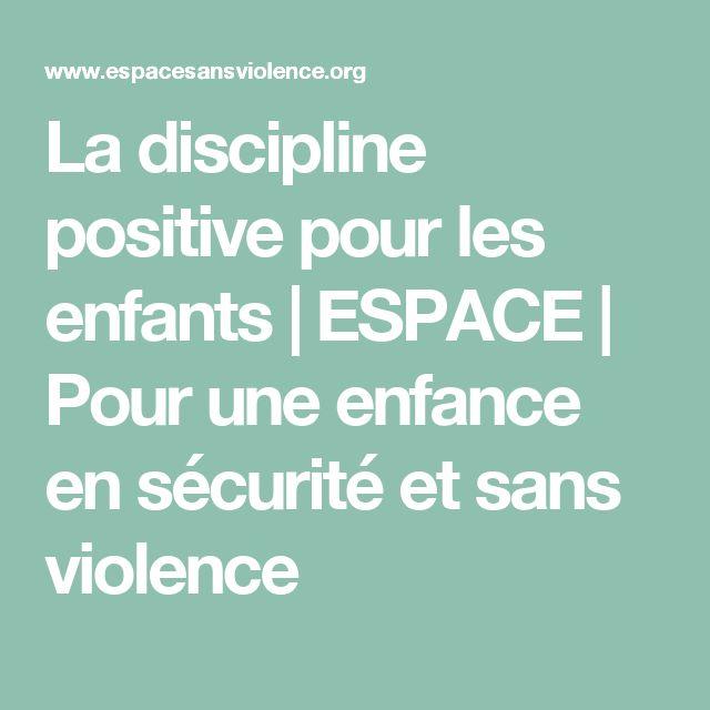 discipline positive pour adolescents