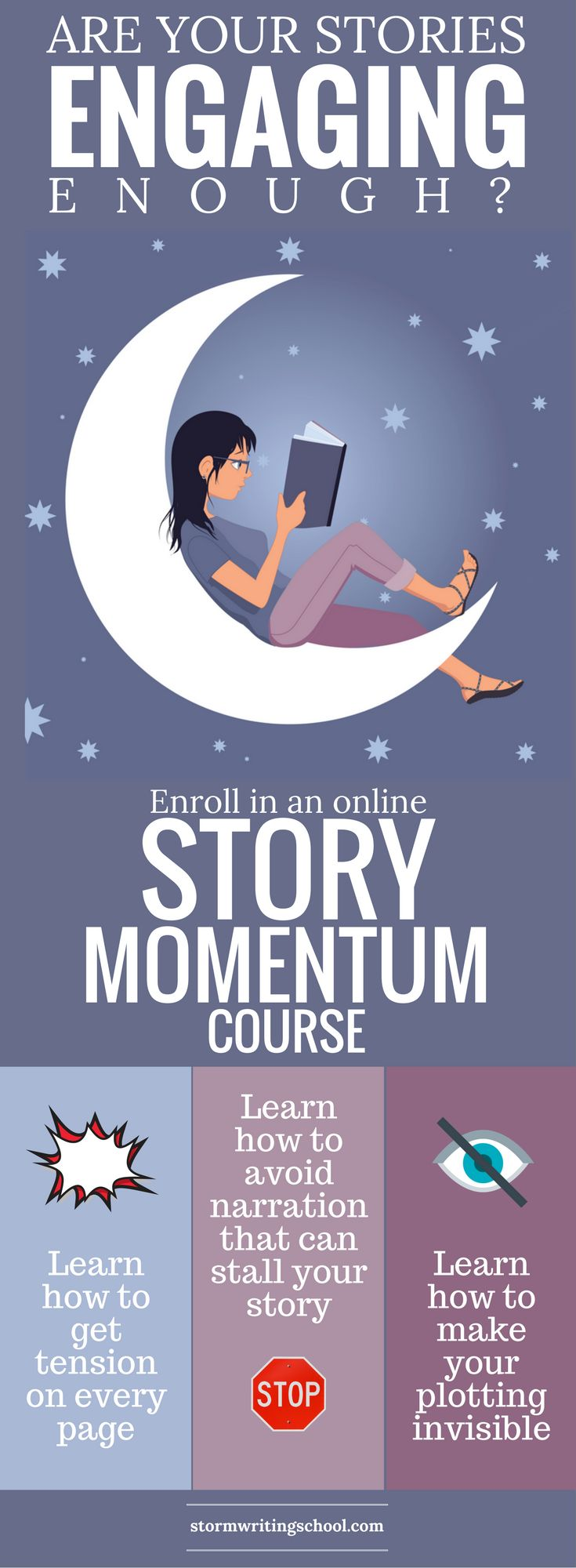 This online writing retreat will make you a better storyteller.