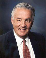 Paul Sarbanes - (full name Paul Spyros Sarbanes) a Democrat, the longest-serving senator in Maryland history. Born in Maryland to Greek immigrants.