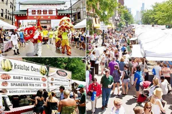 Chicago Summer Festivals