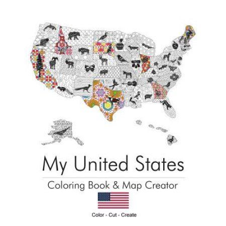 Die Besten Map Creator Ideen Auf Pinterest Gedächniskarten - Us map creator
