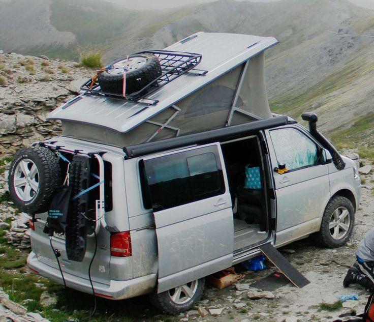 VW T5 California 2.0 TDI Comfortline 4Motion, Occasion, Diesel, 105'000 km, CHF 59'900.-