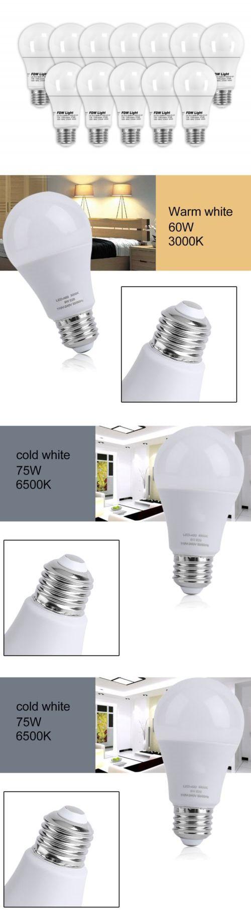 Light Bulbs 20706: 60 Watt Equivalent Slimstyle A19 Led Light Bulb Soft White 3000K 12 Pack 60W Bt -> BUY IT NOW ONLY: $86.55 on eBay!