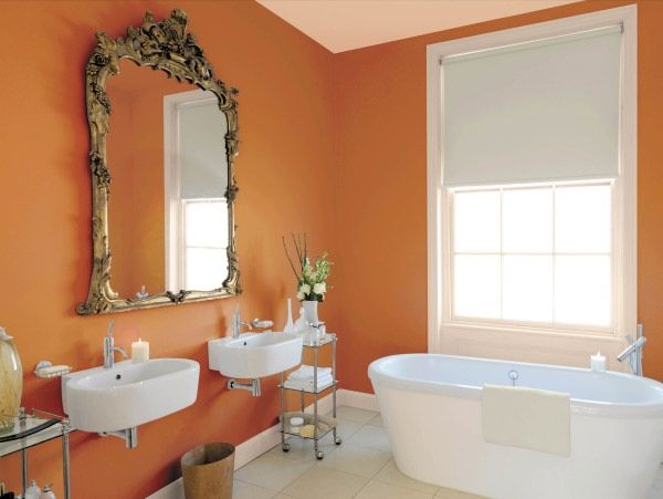 24 Best Benjamin Moore Oranges Images On Pinterest Wall Colors Wall Paint Colors And Bathroom