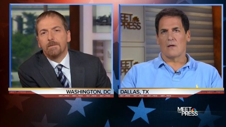 Mark Cuban praised Obamas intellect as he made the most important statement of why at minimum Obamacare but Medicare for all, is a must for the economy.