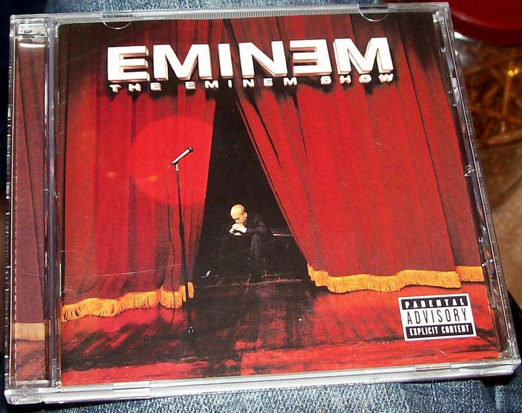 The Eminem Show [PA] by Eminem CD #Rap