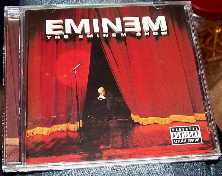 The Eminem Show [PA] by Eminem CD #Rap