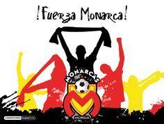 Monarcas Morelia Wallpaper | Monarcas Morelia on Pinterest | Wallpapers, Futbol and Soccer Jerseys