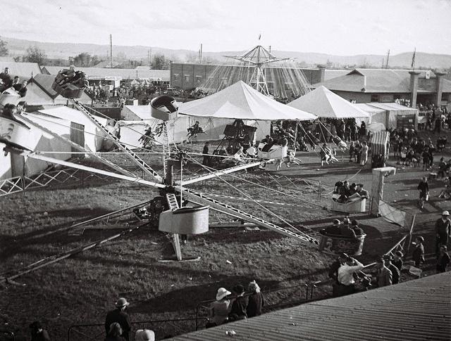 Albury Show 1930s