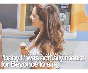 well, ariana and beyonce are both fabulos