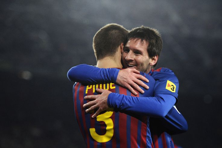 Lionel Messi Photos: FC Barcelona v CA Osasuna - Copa Del Ray