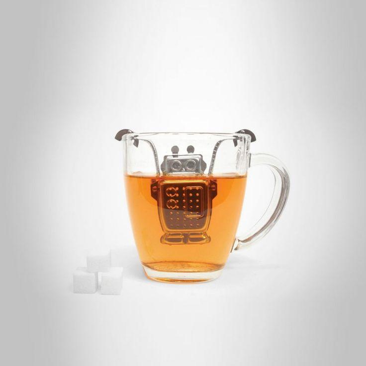 Robot infuseur à thé | CadeauxFolies