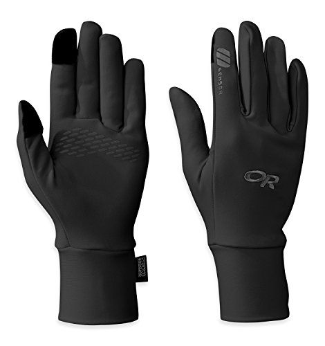 Outdoor Research Womens Pl Base Sensor Gloves Black Medium *** Check out this great product.