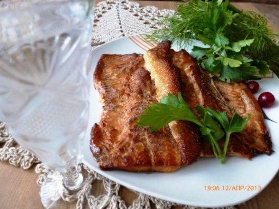 Рыба горячего копчения по-домашнему / Едальня