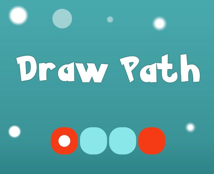 Draw Path is a constantly changing puzzle experience. Extremely dynamic and challenging arcade game with its astounding visual effects will get you highly addicted! Getting bored of the classics such as Snake or Pac-Man? Well, you just found your new game that won't let you put your iPhone or iPad down!
