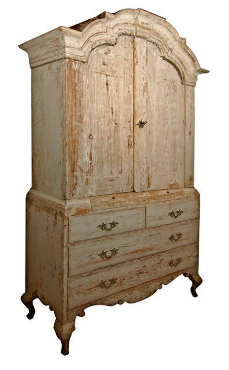 antique Swedish armiore