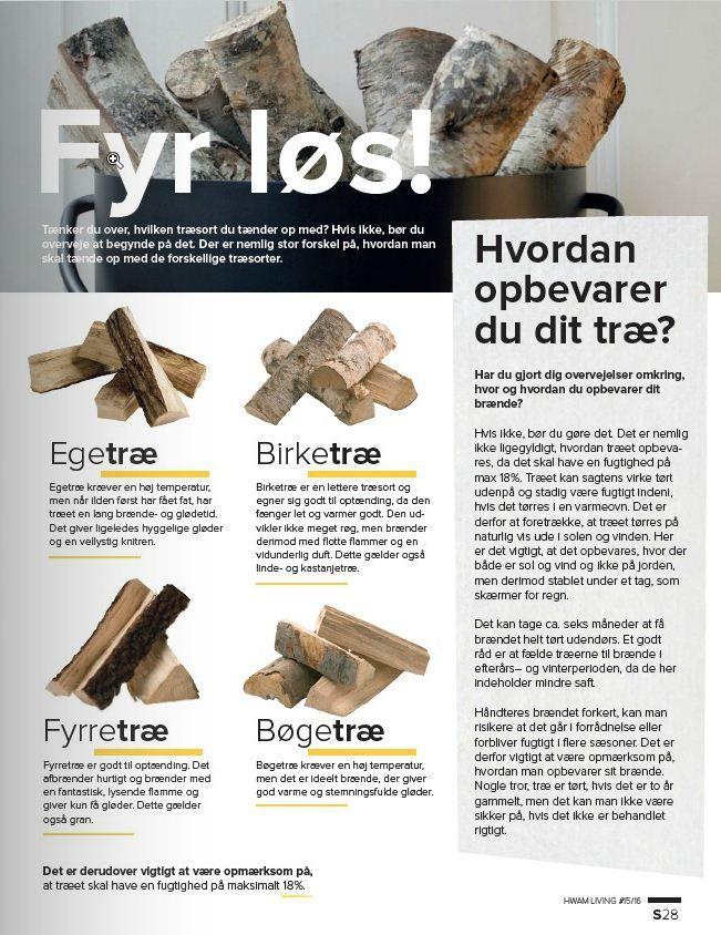 HWAM Living  http://quickpaper.rosendahls.dk/hwam/living/DK/ #hwam #hwamliving #brændeovn #woodstove #inspiration #magazine