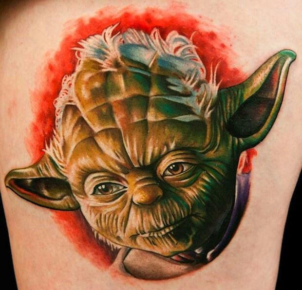 Perfect Yoda by Tatu Baby