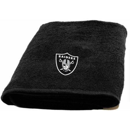 "Oakland Raiders Decorative Bath Collection Bath Towel - 25"" x 50"""